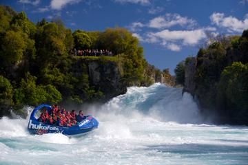 Waikato River Jet Boat Ride from Taupo