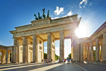 Skip the Line: Madame Tussauds and Berlin City Hop-On Hop-Off Sightseeing Tour