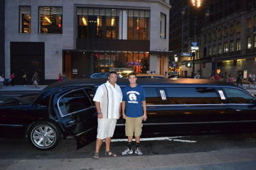 Private Tour: New York City by Limousine