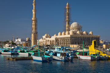 Hurghada Shore Excursion: Private City Sightseeing Tour