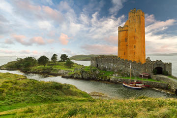 8-Day West of Ireland Tour from Dublin