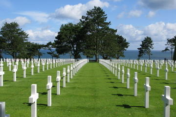 Omaha Beach Half-Day Trip from Bayeux