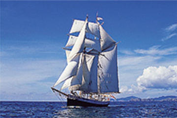R. Tucker Thompson Tall Sailing Ship