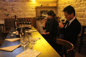 Private Wine and Chocolate Tasting in Paris