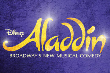 Book Disney's Aladdin on Broadway Now!