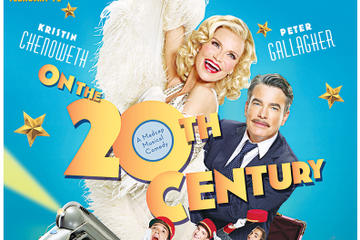 Picture of On the Twentieth Century on Broadway