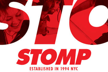 Book STOMP Off-Broadway Now!