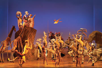 Book The Lion King On Broadway Now!