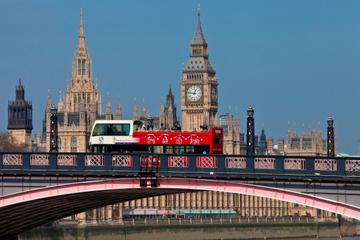 "Die ""Original London Sightseeing Tour"": Hop-on-Hop-off"
