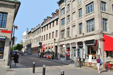 Walking Tour of Old Montreal or Downtown Montreal