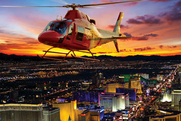 Las Vegas Night Strip Helicopter Tour