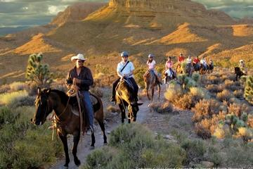 Western Ranch Experience with Grand Canyon Helicopter Flight