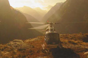 Grand Circle Helicopter Flight from Queenstown
