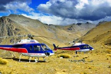 Remarkables Mountain Range Helicopter Flight from Queenstown