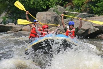 Try a River Rafting-Tubing Experience