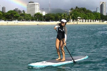 Stand-Up Paddleboard Rental in Miami Beach