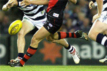 Australian Aussie Rules Football - See It Live with a Local Host
