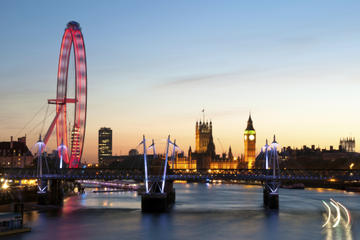 River Thames Sunset Sightseeing Cruise