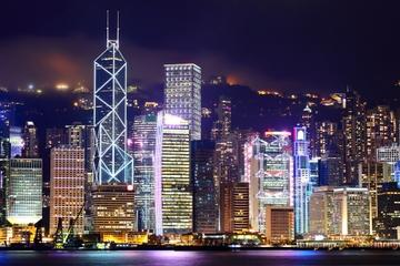 Hong Kong Harbour Night Cruise including Drinks