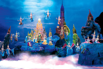 Siam Niramit Show in Bangkok with Hotel Transfer and Optional Dinner