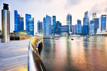 Magical Journeys to Singapore