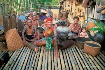 2-Day Private Tour from Kuching: Cultural Experience in Serubah Village