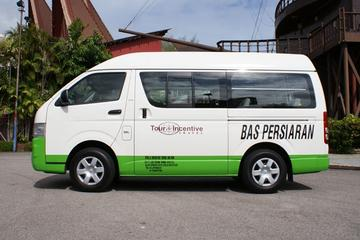 Private Departure Transfer: Hotel to Kuching International Airport