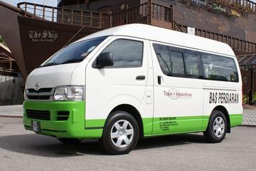 Private Transfer: Penang Arrival Airport to Hotel Transfer