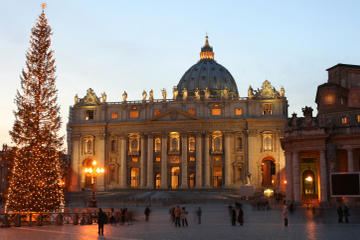Rome Christmas Day Walking Tour