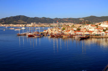 Marmaris Port Private Departure Transfer