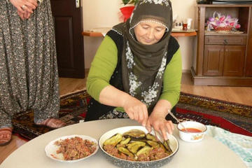 Private Cappadocia Food and Culture Tour: Ayvali Village, Turkish Cooking Class and Wine Caves