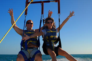 Tandem Parasailing in Key West