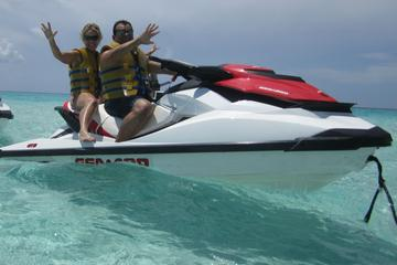 Grand Cayman Jet Ski Tour: Stingray City and Snorkeling