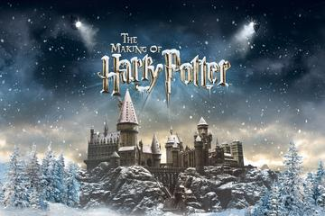 Warner Bros. Studio: The Making of Harry Potter with Luxury Round-Trip Transport from London