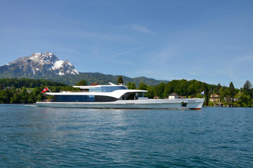 Lucerne Day Trip from Zurich Including Lake Lucerne Cruise
