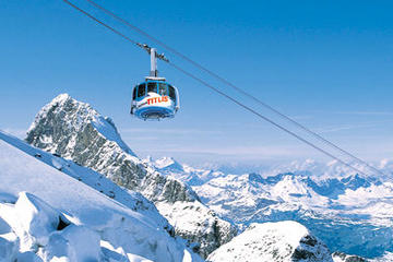 Mount Titlis Day Tour from Zurich