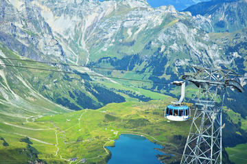 Mount Titlis Eternal Snow Half-Day Trip from Lucerne