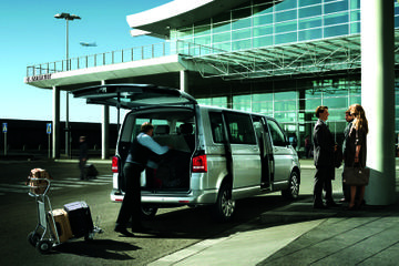London Shared Arrival Transfer: Airport to Hotel