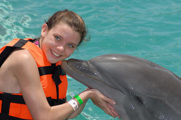 Grand Cayman Dolphin Encounter
