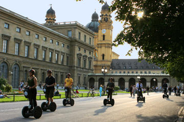Munich Segway Tour During Oktoberfest