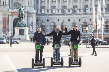 Vienna Segway Tour Including Prater Amusement Park Swing Ride