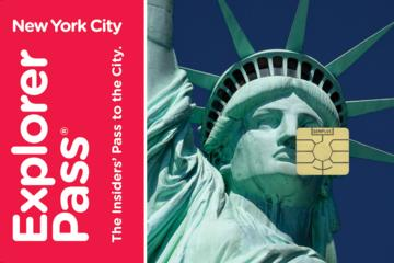 Tarjeta turística 'New York City Explorer Pass'