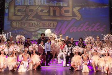 Legends in Concert Waikiki 'Rock-a-Hula' Show