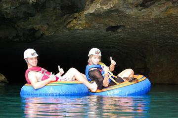 Zipline and Caves Branch River Tubing from Ambergris Caye