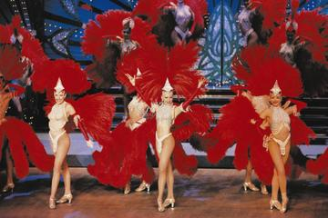 Moulin Rouge Paris: Christmas Dinner and Show