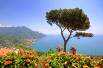 10-Night Amalfi Coast and Sicily Tour from Rome