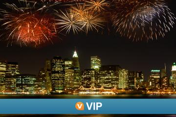 Book VIP: Exclusive NYC New Year's Eve Luxury Dinner Cruise Now!