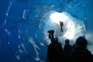 Juneau Shore Excursion: Mendenhall Glacier Trek and Climb