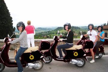 Vespa Small Group Day Trip to the Chianti Wine Region