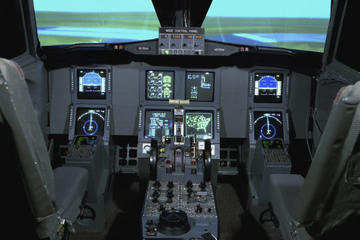 Hong Kong Flight Simulator Experience